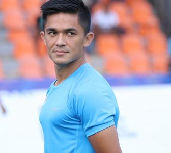 Chhetri part of FIFA's campaign against COVID-19