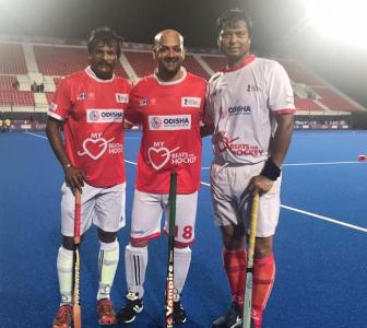 Save Mumbai hockey, former Olympians appeal to Rijiju