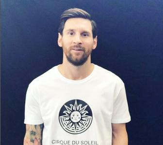 Messi to be part of world-renowned entertainment troupe