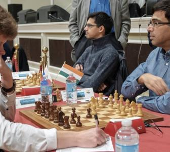 Isle of Man Chess: Anand held by Artemiev as Indian challenge ends