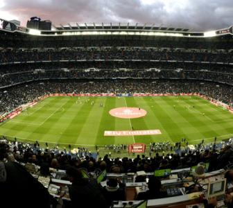Santiago Bernabeu to store coronavirus donations