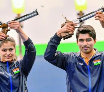 India's top shooters to resume training from Wednesday