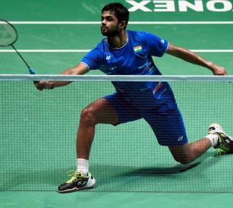 India's campaign ends at China Open