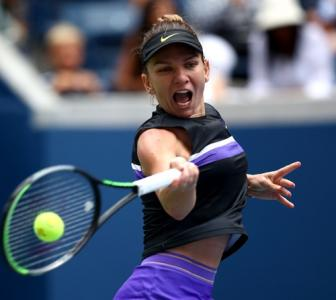Halep's horrors abound in Flushing Meadows