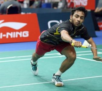 Sourabh loses Syed Modi International final