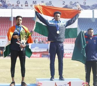 India dominates SAG; cross 100-medals mark