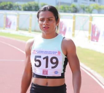 'I am preparing for an Olympic medal for my nation'