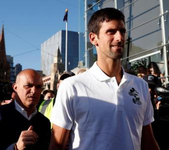 Djokovic favourite as 'Big Four' take final bow