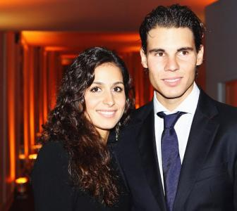 Nadal weds longtime girlfriend Perello