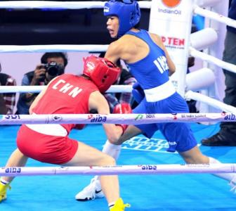 Mary, Simranjit win gold as Indian boxers grab 9 medals