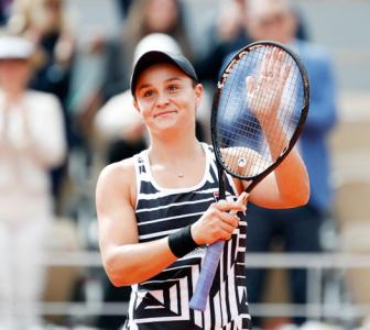 Meet Barty, once cricketer now French Open champ