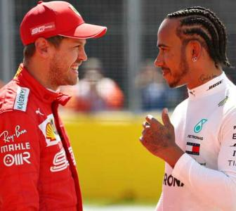 Hamilton mocks Ferrari's use of Chandhok analysis