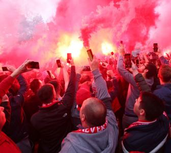 Why Spurs and Liverpool fans' joy has been 'tempered'