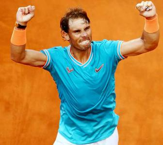 Top men's contenders at 2019 French Open
