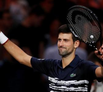 Impressive Djokovic beats Dimitrov as Nadal pulls out