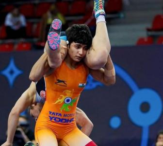 U-23 World Wrestling: Pooja wins silver; Sajan eyes bronze