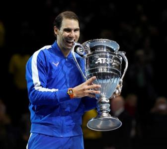Ending year as No. 1 a big satisfaction: Nadal