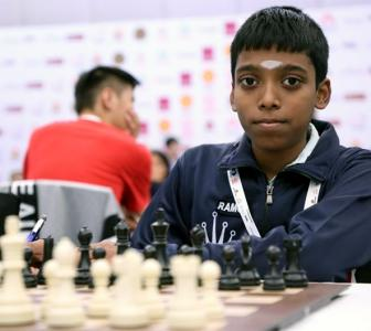 World Youth Chess: Praggnanandhaa closes in on title