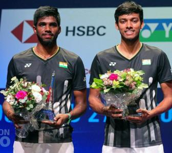 French Open finalists Satwik-Chirag back in top 10