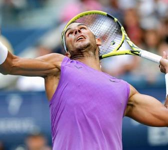 SEE: Nadal makes winning start in virtual tennis