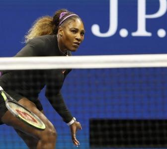 Serena's path to Grand Slam record blocked by teenager
