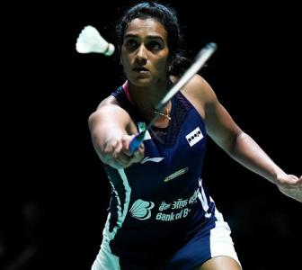 Sindhu out of China Open, Praneeth enter quarters