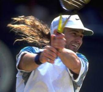 On this day: US tennis great Andre Agassi was born
