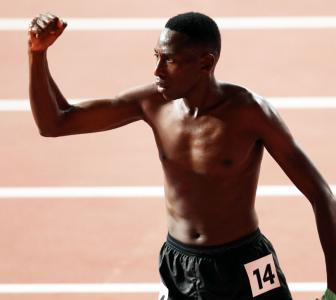 Olympic champ Kipruto tests positive for COVID-19