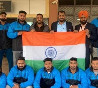 'Indian team' in Pak for kabaddi kicks up controversy