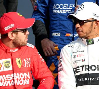 Will Hamilton replace Vettel at Ferarri next year?