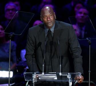 Jordan on George Floyd's death: 'We have had enough'