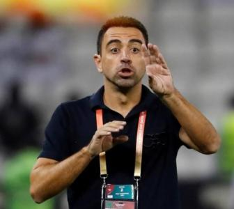 Xavi says hopes to coach Barcelona in the future