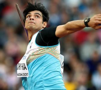 Olympics-bound Neeraj says relieved to be back