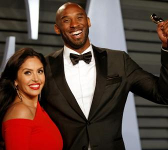 Kobe Bryant's widow breaks silence on NBA star's death