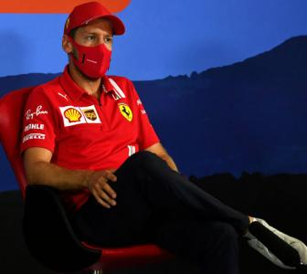 Pandemic sealed Vettel's departure, says Ferrari boss