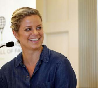 Clijsters still motivated despite COVID-19 hiatus