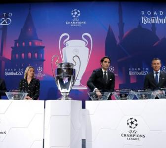 5 former winners in same half of Champions League draw