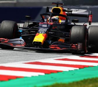 Styrian GP: Verstappen leads practice; Ferrari warned