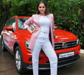 Sania or the Tiguan? Who would you look at?