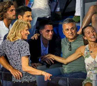 Djokovic's dad blames Dimitrov for Coronavirus spread