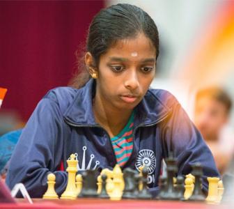 Women's Speed Chess: Vaishali loses in quarters