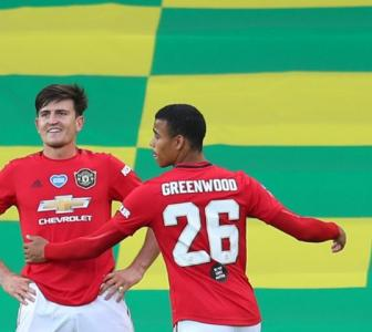 FA Cup: Maguire winner edges United past Norwich