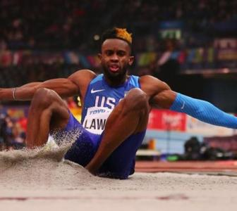 CAS clears US long jumper Lawson of doping