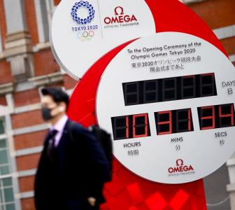 'No plans to postpone or cancel Tokyo Olympics'