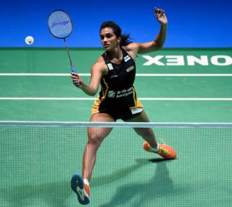 Sindhu in quarters, Lakshya bows out of All England