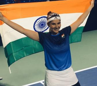 Sania Mirza urges people to stay at home