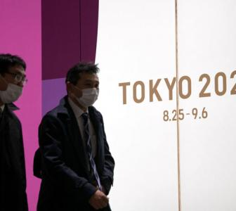 Next year's Tokyo Olympics from July 23 to August 8