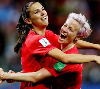 US women's soccer team's equal pay case dismissed