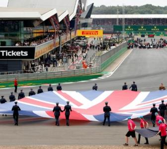 British GP could go ahead despite quarantine