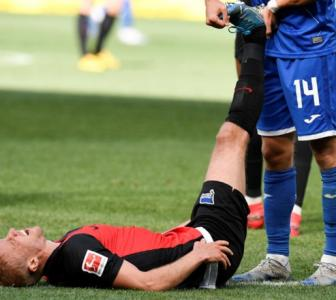 Injuries under the spotlight as Bundesliga continues